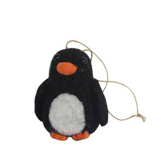 Hanging Wool Penguin