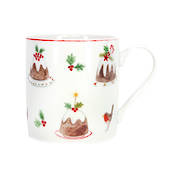 Plum Pudding Mug 350ml SOLD OUT