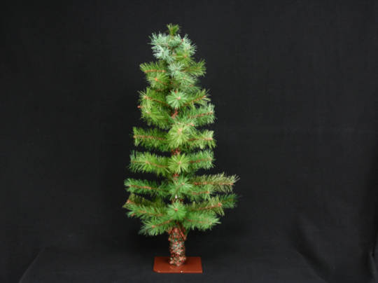 Slimline Green Fir Tree Sml 63cm