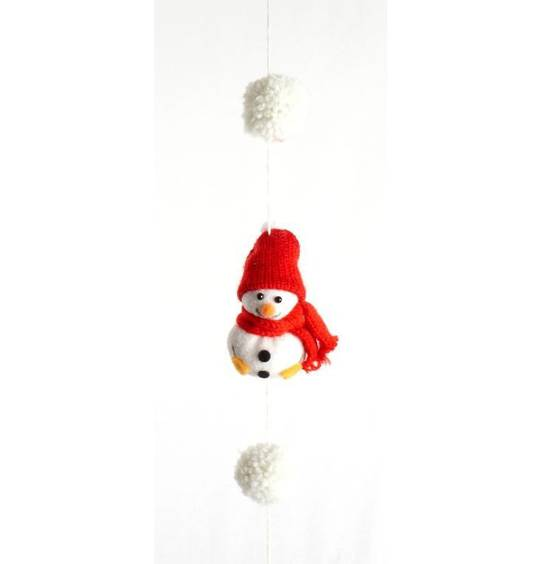 Olaf the Snowman Garland 1.6mtr