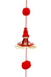 Stella w/ Red Hat  Garland 1.6 mtr