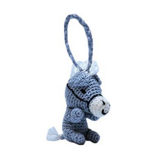 Mini Crocheted Horse