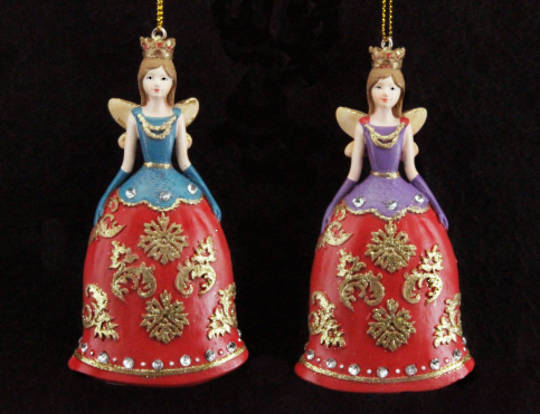 Hanging Resin Regal Angel