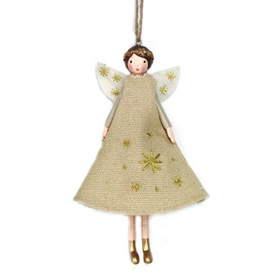 Resin and Hessian Angel