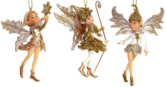 Resin Magical Pixie Walking SOLD OUT