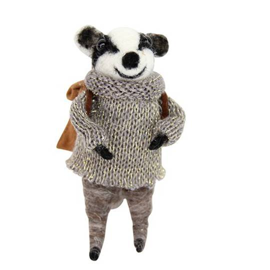 Eco Wool Badger