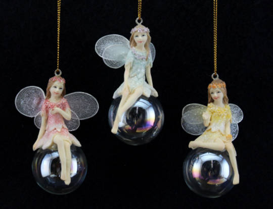 Resin Fairy on SoapBubble
