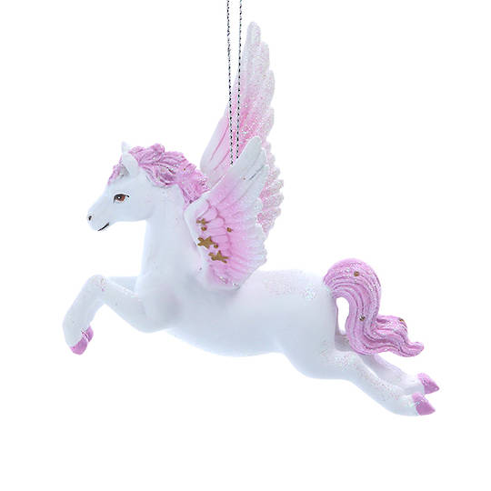 Resin Flying Pegasus 10cm