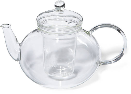 Glass Teapot 800ml with Glass Filter