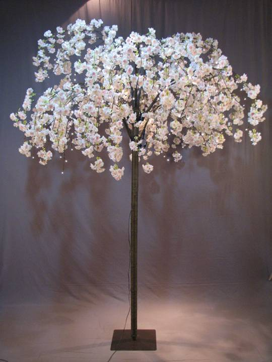 Giant Cherry Blossom Tree 250cm with 288 LED Lights