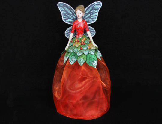 Tree Topper Forest Fairy Sml