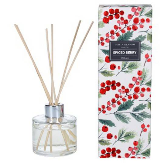 Diffuser Snow Berry Design