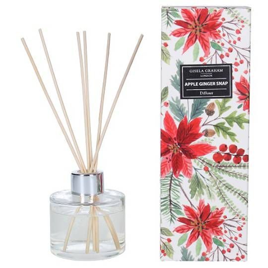 Diffuser Poinsettia Design