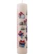 Advent Calendar Candle Winter Children
