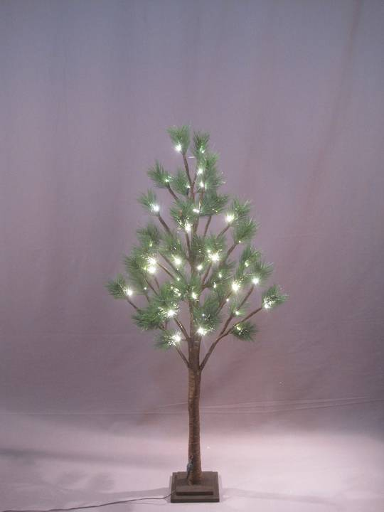 Pine Tree 1.2mtrs with 48 LED Lights