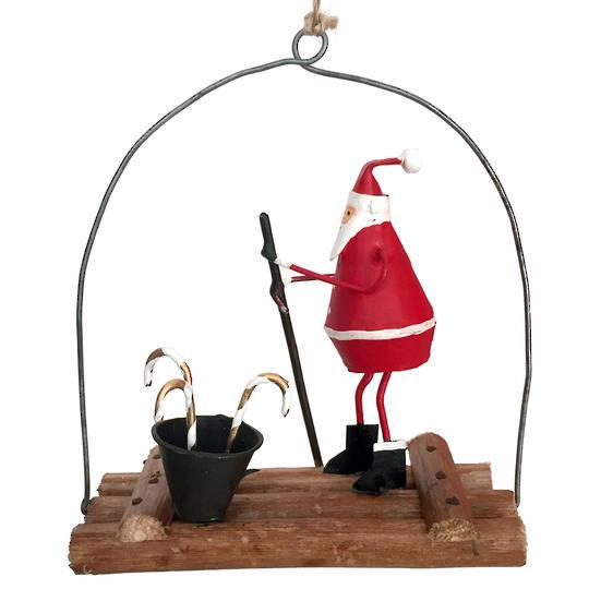Santa Gardening