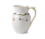 StarFluted Christmas Pitcher