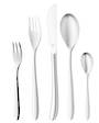 WMF Silk 60pce Cutlery Set, Matt