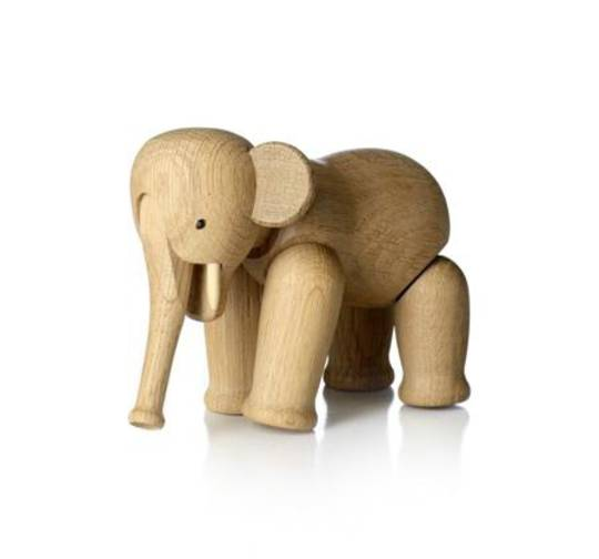 Danish Oak Elephant
