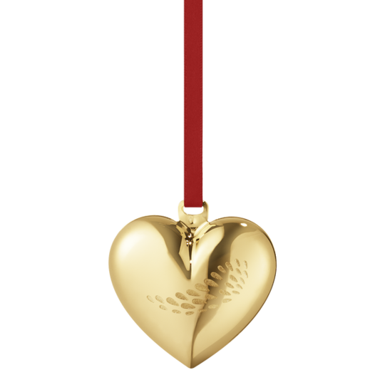 Georg Jensen Annual Christmas Heart 2018